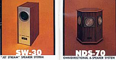 catalogue Akai 1972/73