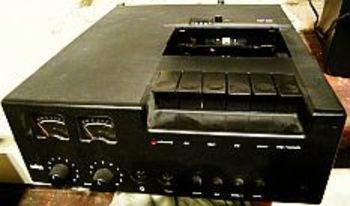 Platine Lectrice Enregistreuse De Cassettes Audio Braun