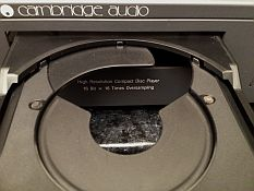 tiroir Cambridge Audio CD3