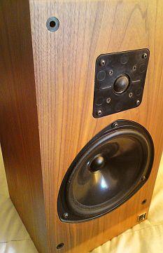 enceintes acoustiques kef reference 103 2 vintage. Black Bedroom Furniture Sets. Home Design Ideas