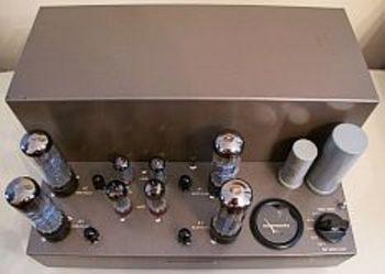 amplificateur de puissance st r o vintage marantz 8b. Black Bedroom Furniture Sets. Home Design Ideas