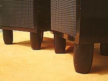 enceintes acoustiques colonnes large bande roselson. Black Bedroom Furniture Sets. Home Design Ideas