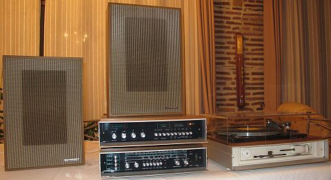 ensemble hifi Audioscope SCHNEIDER