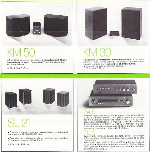 catalogue Korn Macway Servo Sound
